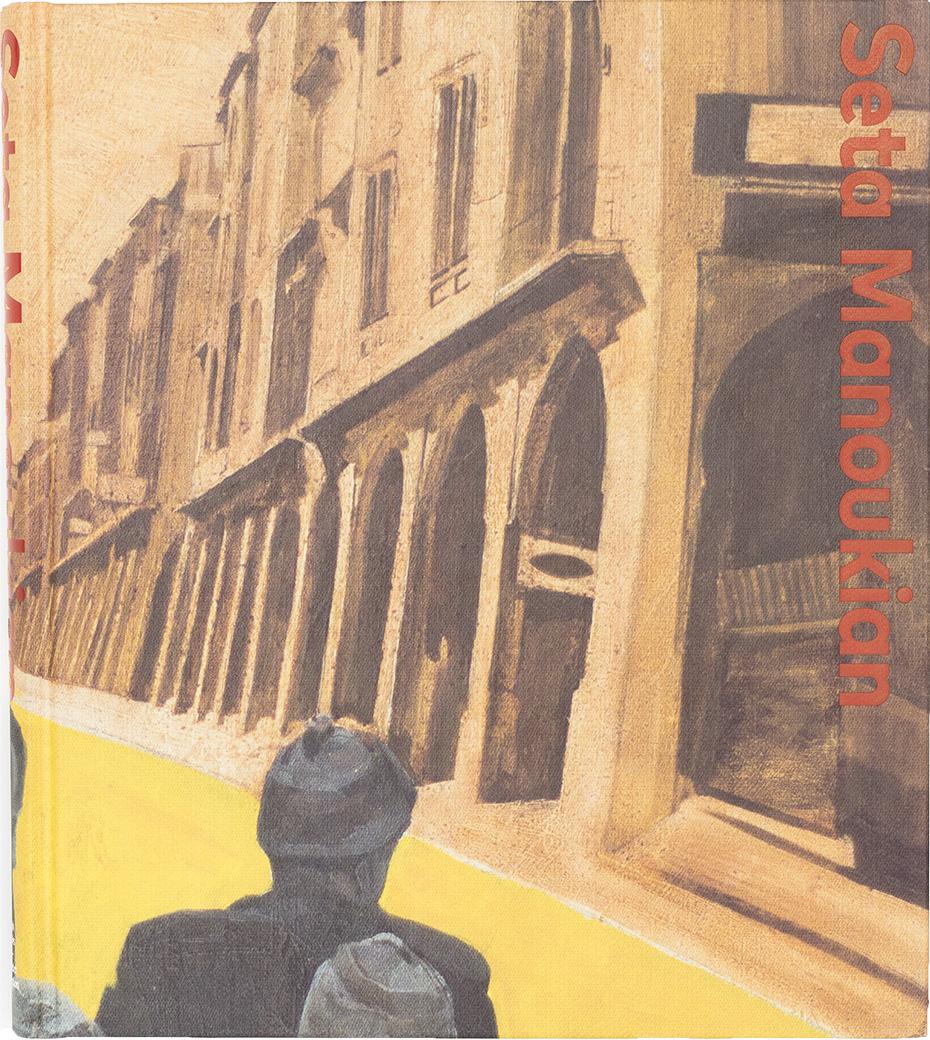 Seta Manoukian: Painting in Levitation - Kaph Books